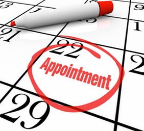 Dental appointment Palm Beach Gardens